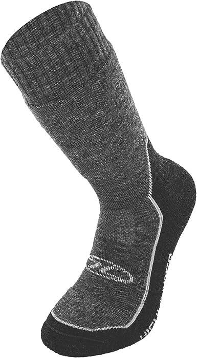 Highlander Mens Explorer Wool Sock NANO GLIDE Technology Outdoors Walking Trek