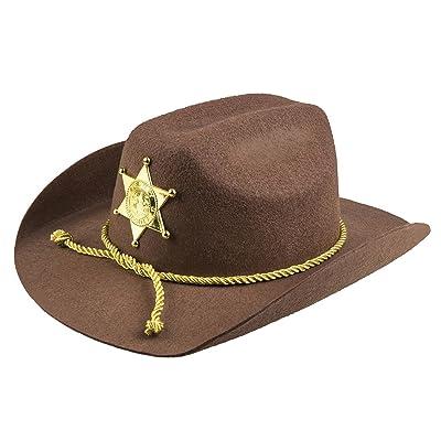 "'Boland 04388Chapeau ""Sheriff, One Size"