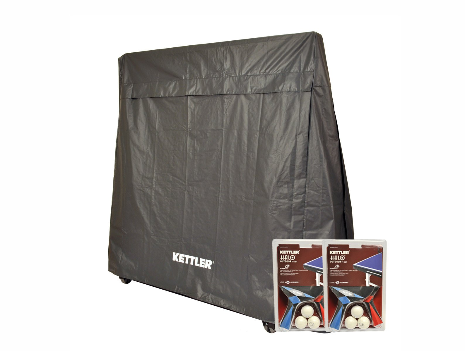 KETTLER Table Tennis Accessory Bundle