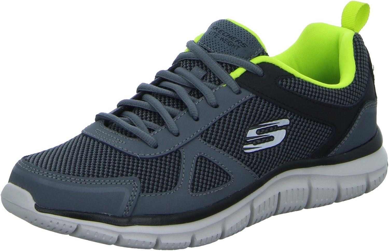 Skechers Track Bucolo, Zapatillas de Entrenamiento para Hombre