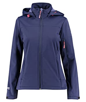 36604eadea225 McKINLEY Damen Softshelljacke Fairbanks  Amazon.de  Sport   Freizeit
