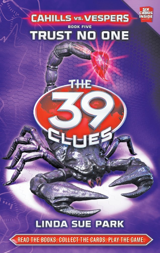 Trust No One (The 39 Clues: Cahills Vs. Vespers, Band 5)