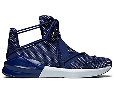 1e00f2fbfbe092 Puma Women s Fierce Rope Velvet Vr WNS Depths-Icelandic Blue Multisport  Training Shoes-3.5 UK India (36 EU) (19023501)  Amazon.in  Shoes   Handbags