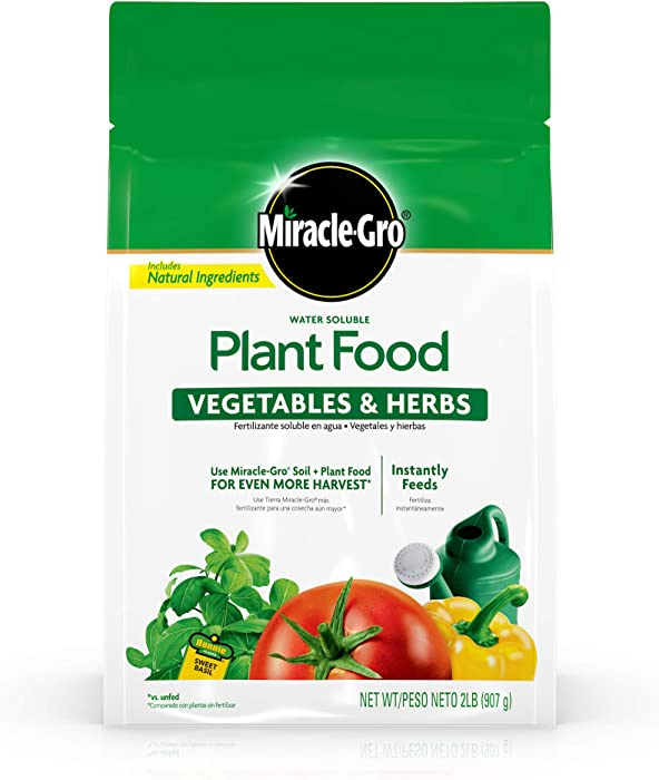 The Best Liquid Vegitable Plant Food