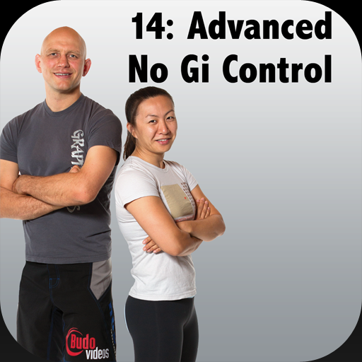 How to Defeat the Bigger, Stronger Opponent with BJJ, Vol 14 - Advanced No Gi Control with Emily Kwok & Stephan Kesting