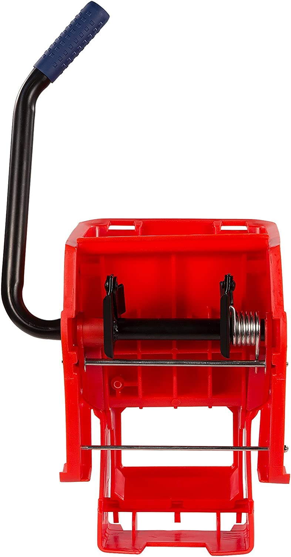 and 35-qt Mop Bucket Carlisle 36908W69 Side Press Wringer for 26-qt 15 L x 11 W x 9.88 H Brown