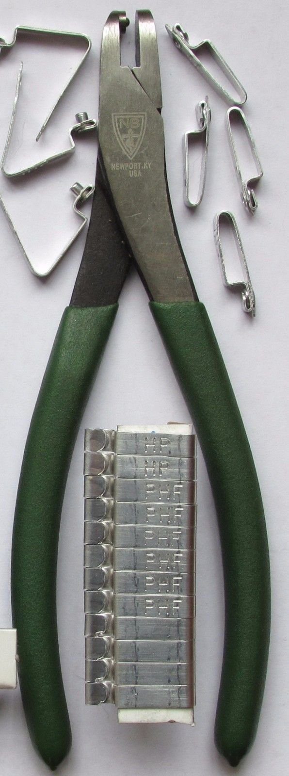 USA Zip Wing Band Pliers for Al. Bands Chicken Pheasant Poultry Peacock Bird by New Unbrand