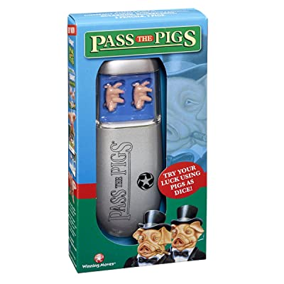 Pass the Pigs Dice Game: Toys & Games