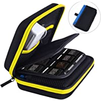 Austor Hard Travel Carrying Case for Nintendo New 3DS XL, Yellow