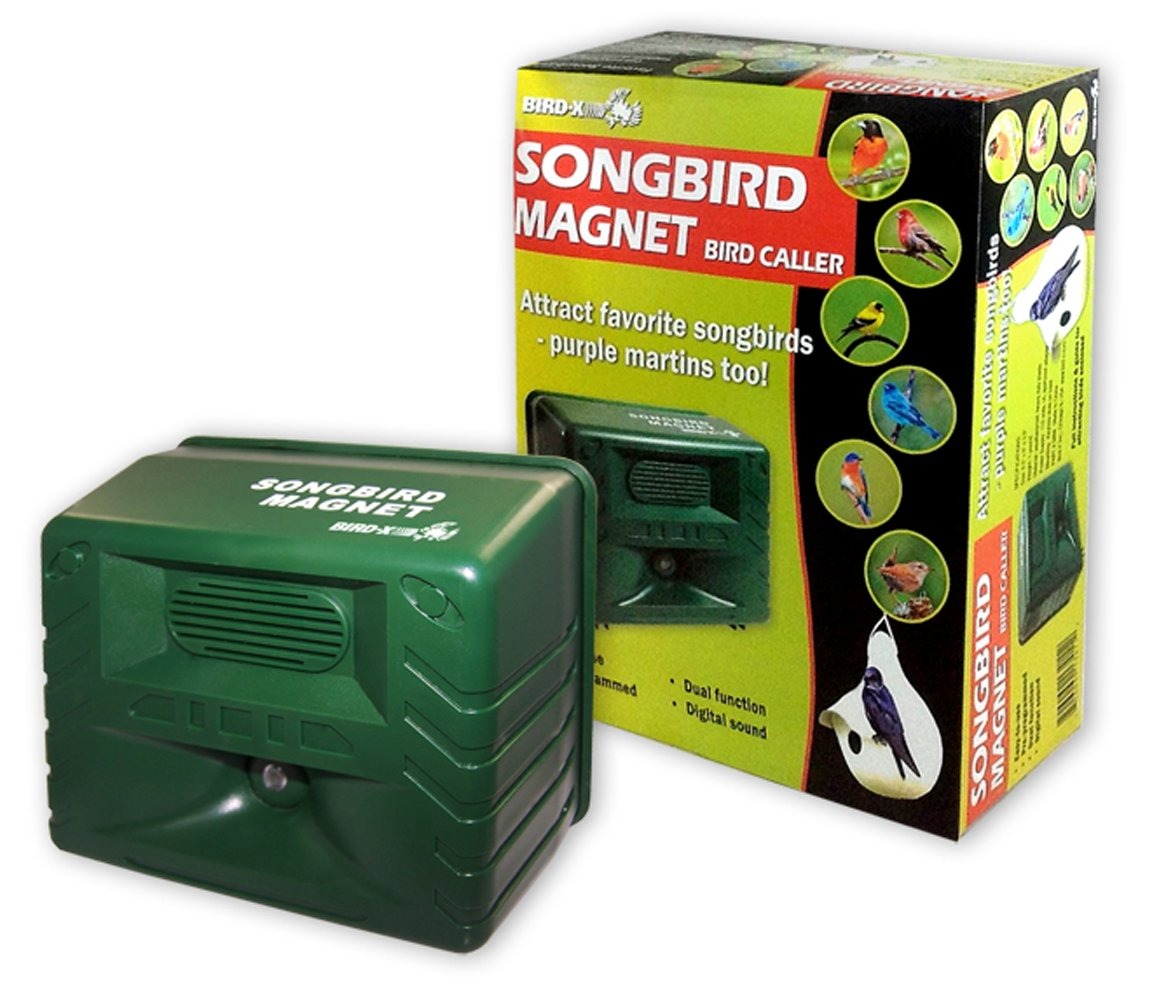 Bird-X Songbird Magnet Electronic Bird Caller by Bird-X (Image #2)