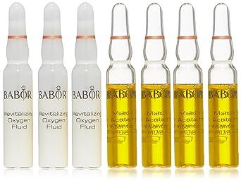 Babor Fluid ampollas Juego – Vitamina Kur – 7 ampollas por 2 ml Mejora la piel