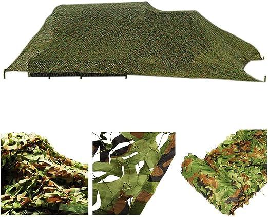 Toldos de Jardín Refugios para Eventos Pérgola Sombra del Ejército Red de Camuflaje Woodenland Military para Niños Edificio Acampar Balcón Privacidad Protección Dormitorio Decoración 2x3m 5x3m Verde: Amazon.es: Hogar