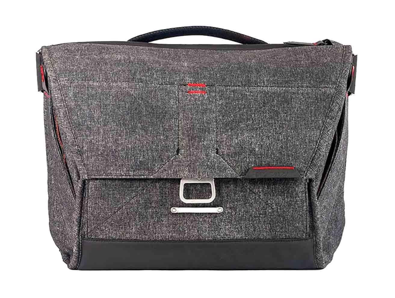 Peak Design Everyday Messenger Bag 13 inch - Charcoal BS-13-BL-1 by Peak Design