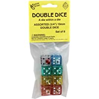 Koplow Games KOP11703 Double Dice Game Set