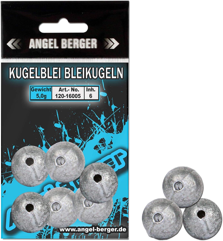 Angel-Berger Kugelblei Bleikugel Verschiedene Gewichte