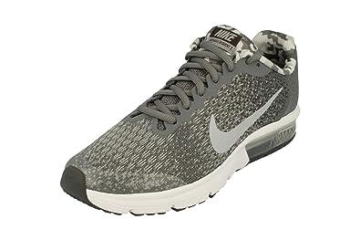 promo code 00169 38a9c Nike Air Max Sequent 2 BG, Sneakers Basses Homme, Multicolore (Cargo  Khaki Neutral Olive Sequoia 001), 40 EU  Amazon.fr  Chaussures et Sacs