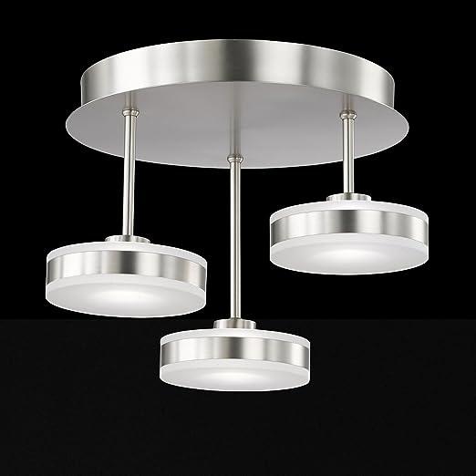 LED diurna Farol Cristal Acrílico Blanco lámpara de techo ...