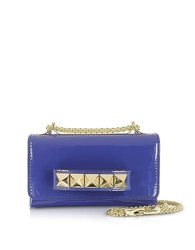 315b90f739f Valentino Designer Handbags Va Va Voom Mini Patent Leather Shoulder Bag