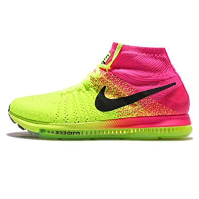 566012b3ecb196 Nike Zoom All Out Flyknit OC Mens Running Trainers 845716 Sneakers Shoes  MULTI-COLOR MULTI-COLOR 7.5 D(M) US  Amazon.in  Shoes   Handbags