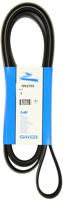Dayco 7PK2703 Poly Rib Belt