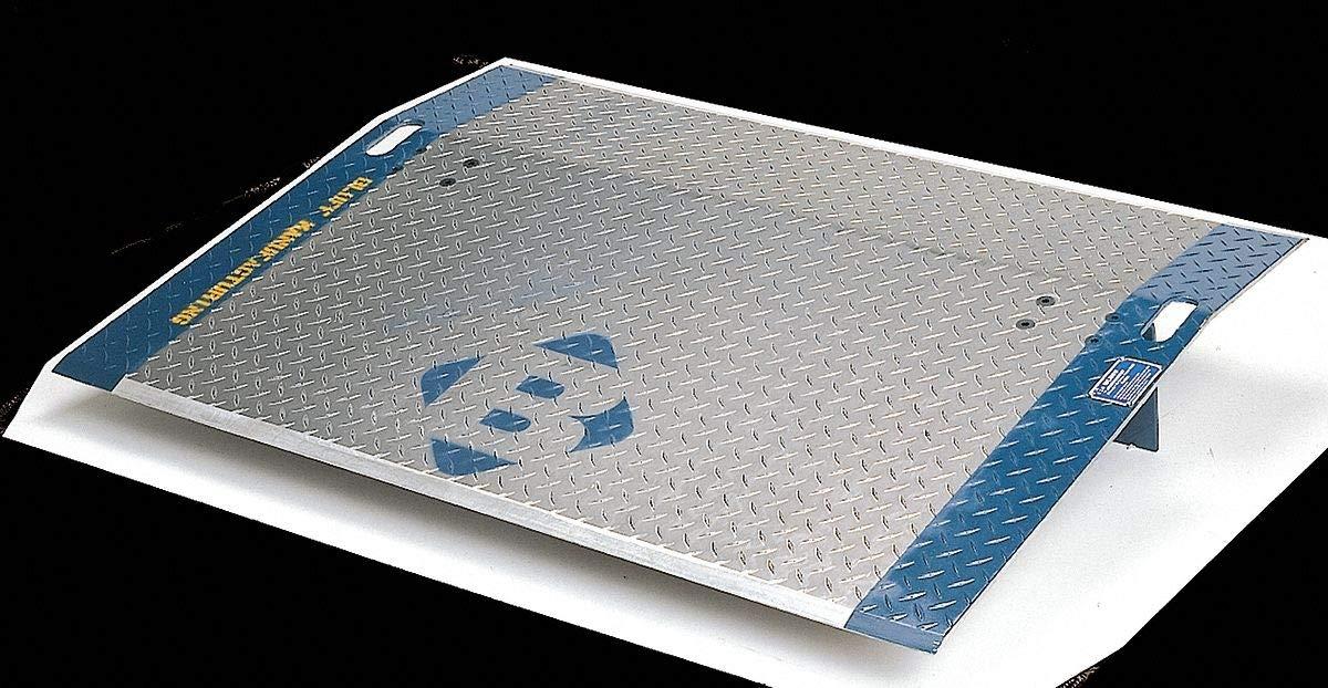 Bluff A3648 - Dock Plate Aluminum 48 L 36 W