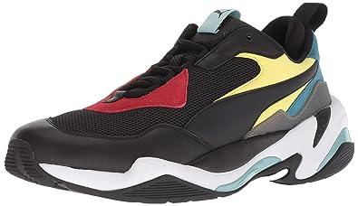 24111f3dc0ba PUMA Men s Thunder Spectra Sneaker Black White