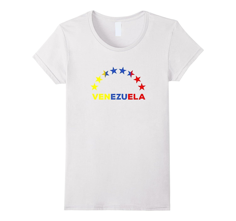 Venezuela Flag Shirt Emoji Gift T-shirt Graphic Proud Men