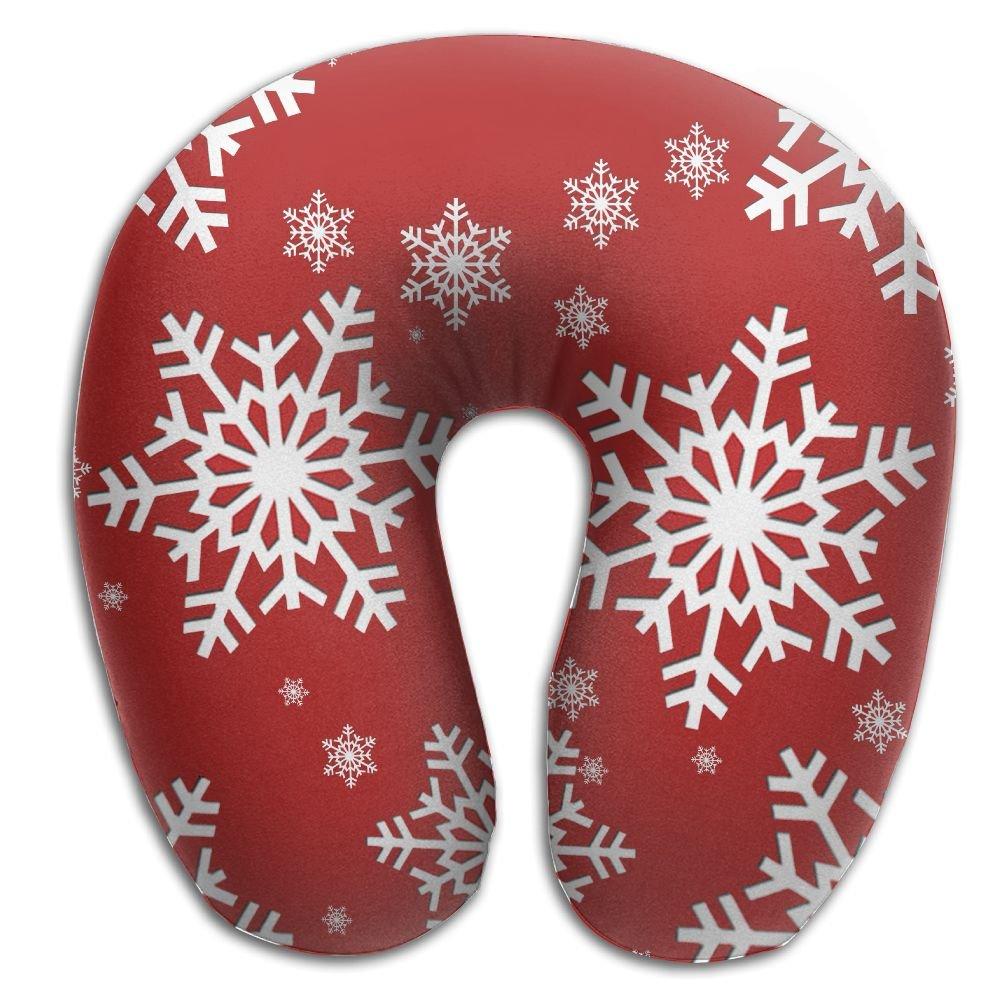 クリスマスツリーメモリーフォーム旅行首枕   B077715C15