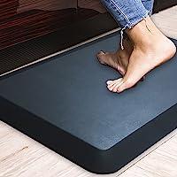 HEALEG De originele 1 inch dikke anti-vermoeidheid comfortmat, ergonomisch ontworpen, materiaal, niet-toxisch…