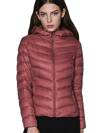 Maroon parka coat women's