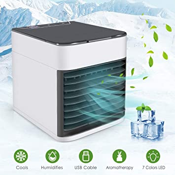 ACZZ Cooler Mini Air Conditioner Evaporative Air Cooler ...