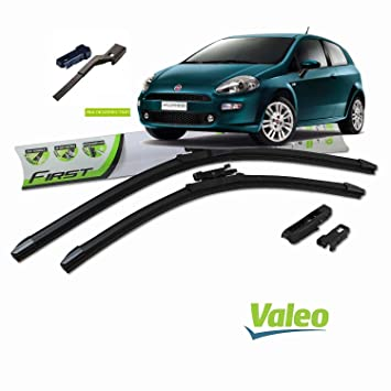 valeogroup Valeo Juego de 2 escobillas de limpiaparabrisas Especiales Dim. | 650/380 mm |: Amazon.es: Coche y moto