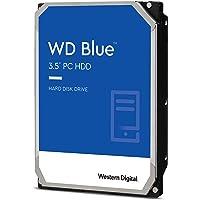 "Western Digital WD60EZAZ WD Blue 3.5"" PC Hard Disk Drive, 6TB, 5400 RPM, 256MB Cache"