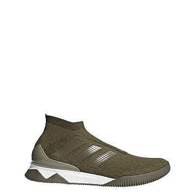 big sale 7ace4 6c0cc adidas Herren Predator Tango 18+ TR Fußballschuhe, Grün  (TraoliTraoliBorang 000), 42 23 EU Amazon.de Schuhe  Handtaschen