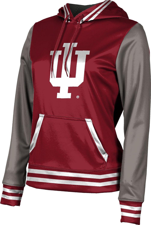 Letterman ProSphere Indiana University Girls Pullover Hoodie School Spirit Sweatshirt