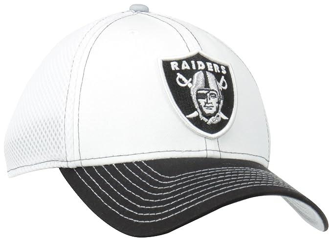 4fdcd452d60 Buy NFL Oakland Raiders Blitz Neo 39Thirty Flex Fit Cap