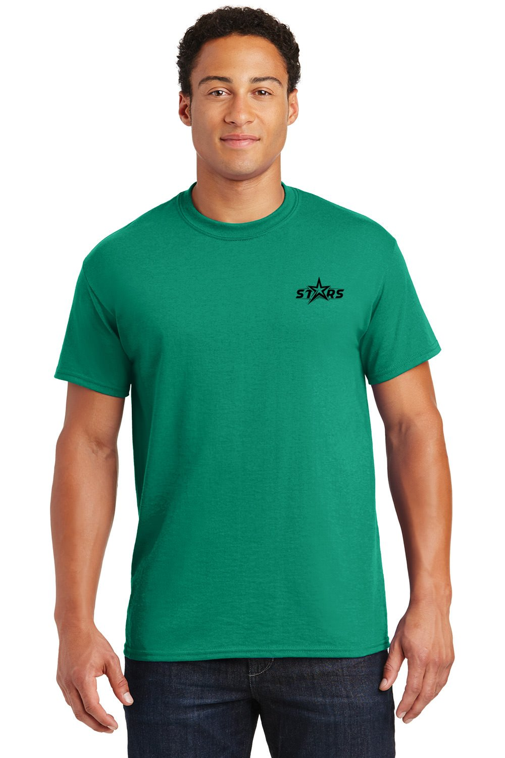 Gildan DryBlend Men's T-Shirt - 24 Qty - Promotional Product - Imprinted With Your Company Name, Logo or Message
