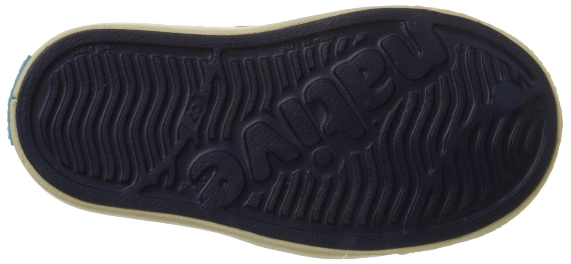 Native Jefferson Slip-On Sneaker,Regatta Blue,10 M US Toddler by Native Shoes (Image #3)