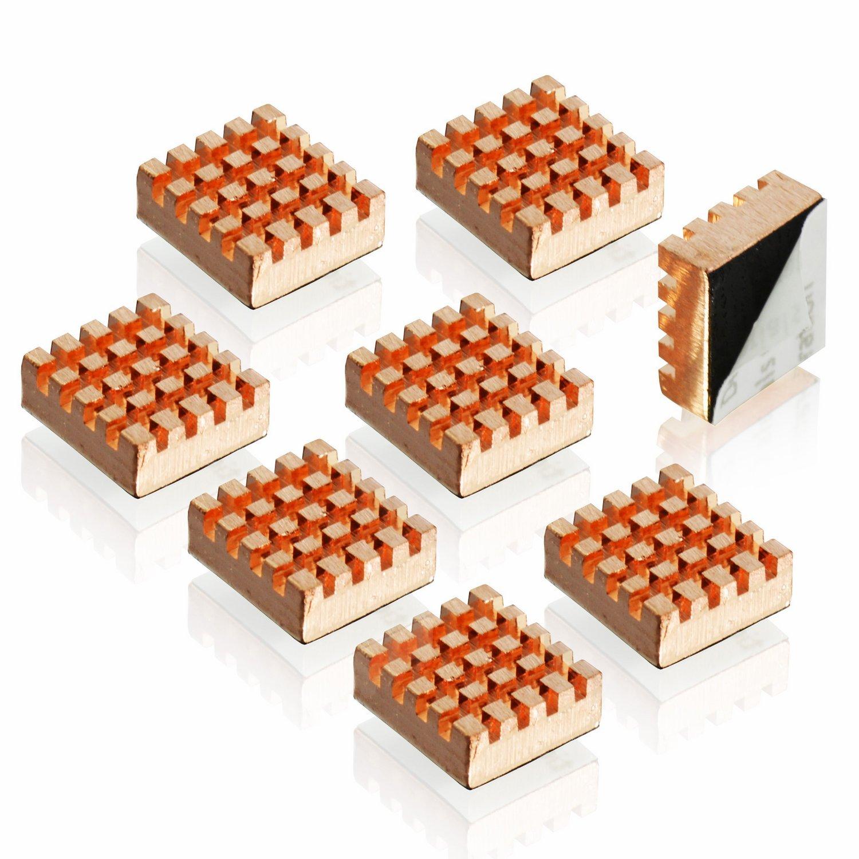 AAB Cooling RAM Heatsink 2 - refrigeración pasiva para RAM y tarjeta gráfica