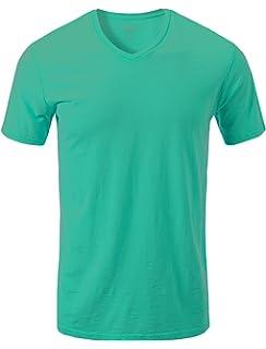 49e6b171 Mossimo Supply Co. Men's V-Neck T-Shirt White 3XL | Amazon.com