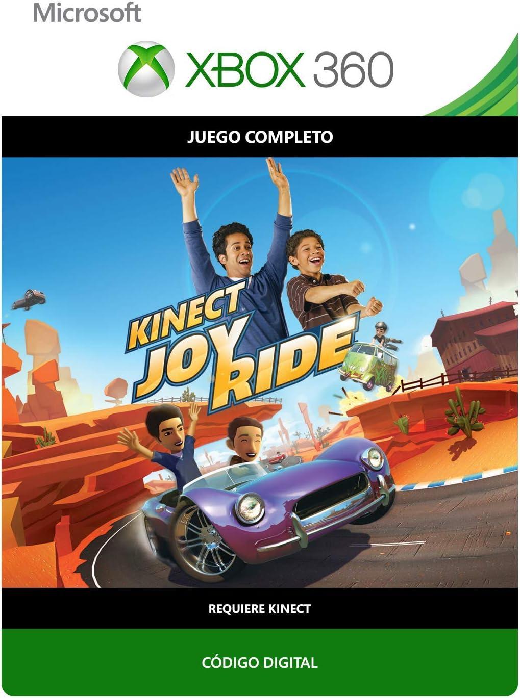 Kinect Joyride | Xbox 360 - Código de descarga: Amazon.es: Videojuegos