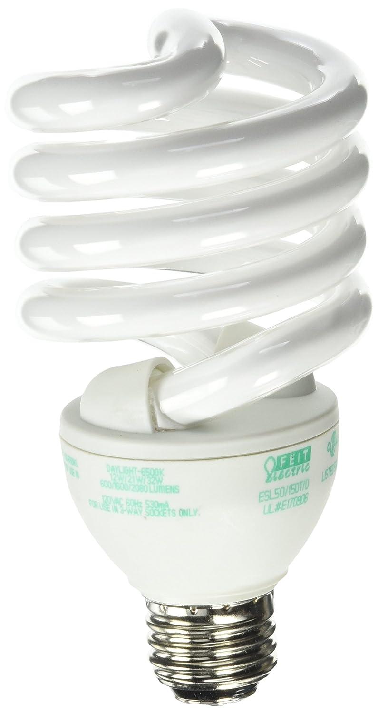 Feit Electric ESL50/150T/D 50 / 100 / 150-Watt Equivalent 3-Way CFL Bulb