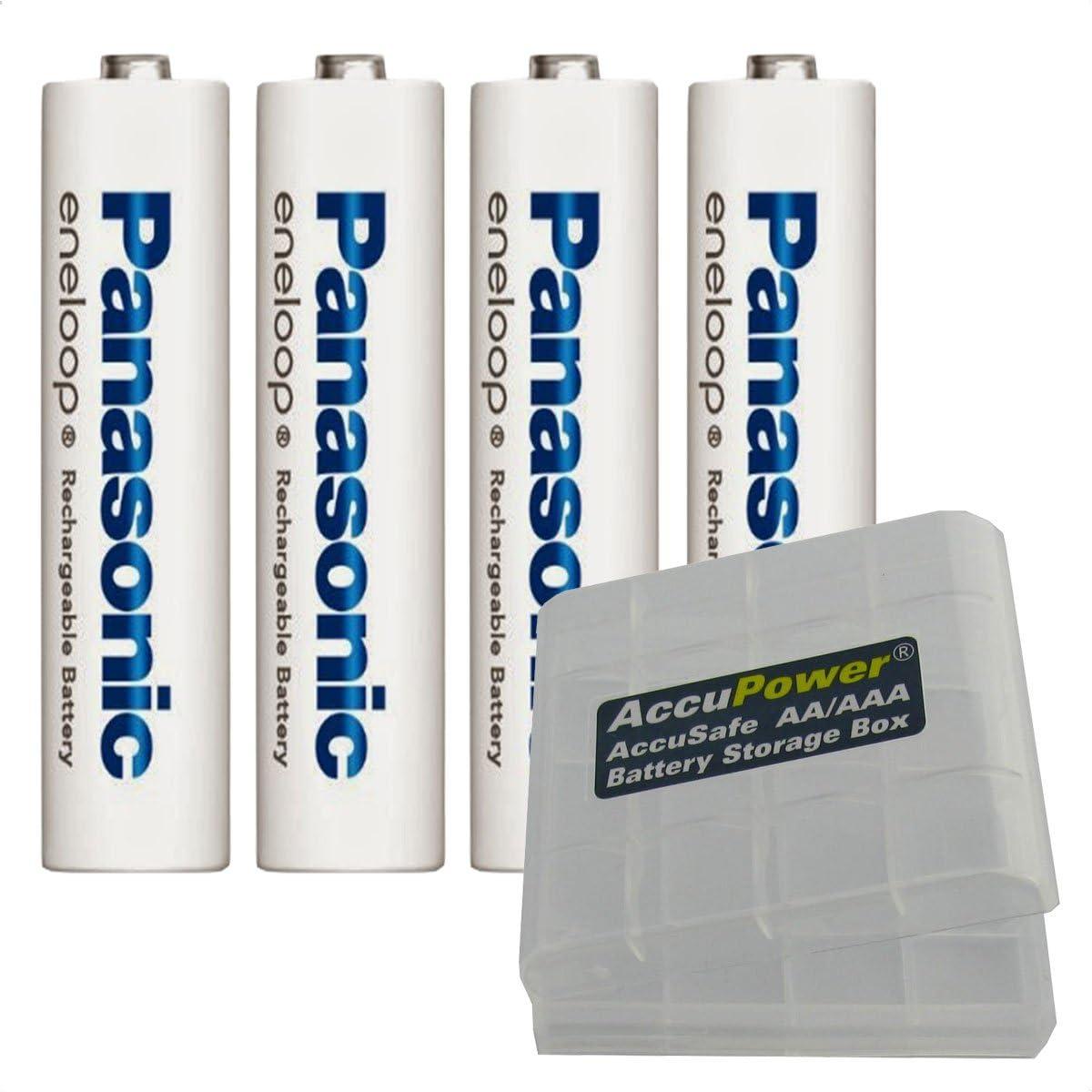 Panasonic BK-4HCC Eneloop Plus: Amazon.es: Electrónica