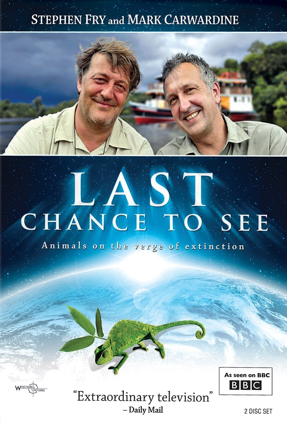Amazon.com: Last Chance to See: Stephen Fry, Mark Carwardine, Tim ...