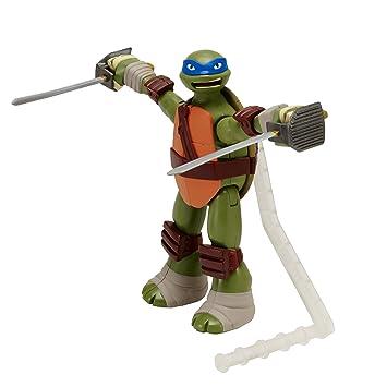 Teenage Mutant Ninja Turtles Leonardo Ninja Action Figure ...