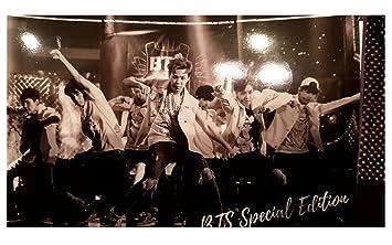 BTS Bangtan Boys Special Kpop Photo Book Set + Kpop Music Live Concert DVD