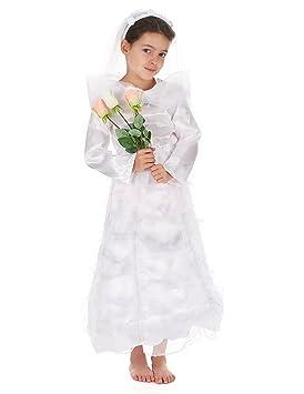 Deguisement robe de mariee la grande recre