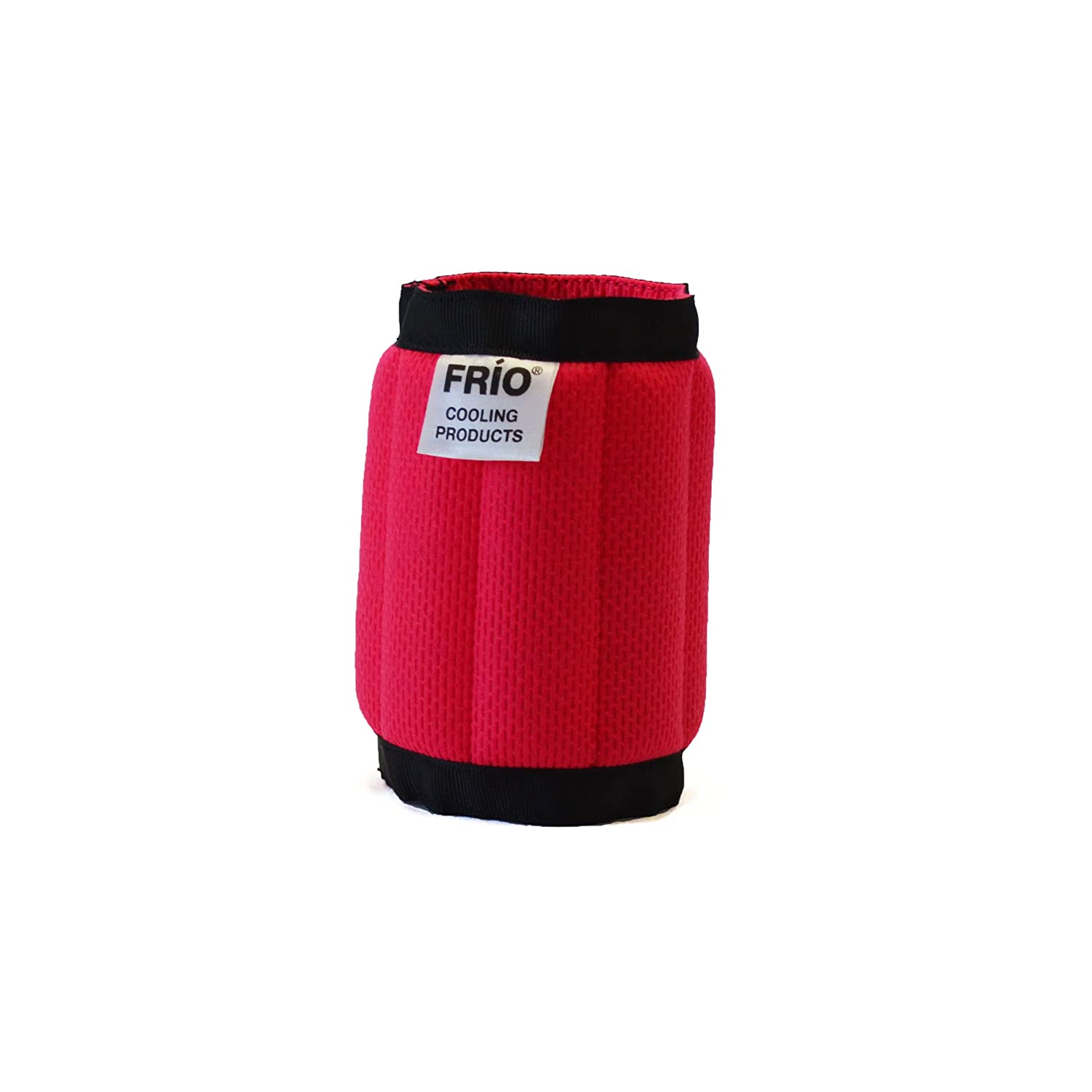 Black with Red Trim Soak in Water No need for Refrigeration FRIO Drinks Cooler