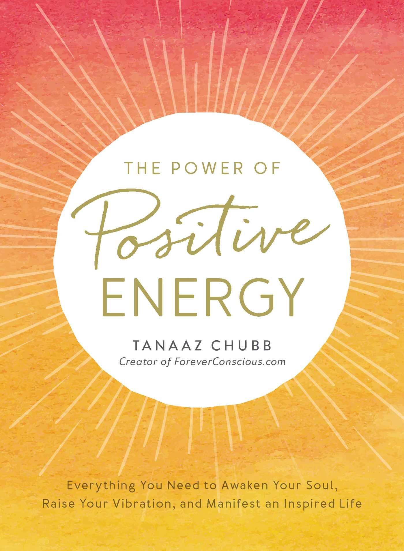Power Positive Energy Everything vibration product image