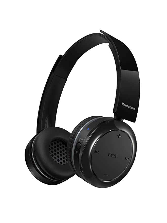 PANASONIC RP-BTD5E Wireless Headset Black Mobile Phone Bluetooth Headsets at amazon
